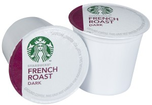 Starbucks French Roast Kcup