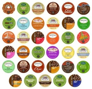 Brewing Something Good Unique 35-Count K-Cup Variety Pack