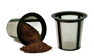 Keurig Reusable K-Cup Filter Baskets for My K-Cup (2-pack)