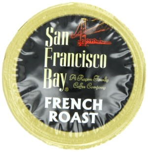 San Francisco Bay Coffee K-Cup – French Roast – Cheap K-Cups