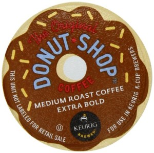 Donut Shop K-Cups, 50 Ct. K-Cup Flavor for Keurig Brewers