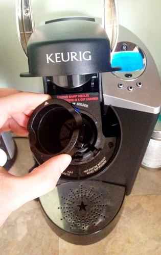 how to clean keurig k65