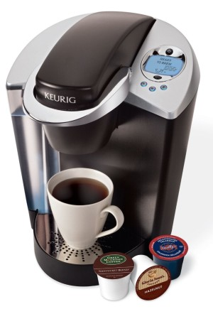 Keurig K65 Coffee Maker – K65 Model -Special Edition Gourmet Single-Cup Home-Brewing System with Water Filter Kit