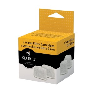 Keurig Water Filter Cartridge – 2 Pack Replacement Set