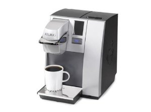 Keurig B155 Commercial Coffee Machine with Bonus K-Cup Portion Trial Pack